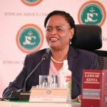 Justice Martha Koome to Become Kenya's First Female Chief Justice