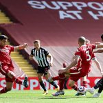 Premier League: Super-sub Joe Willock nets late to earn Newcastle point against Liverpool