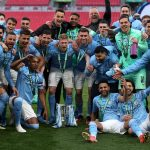 Manchester City beat Tottenham to win fourth consecutive Carabao Cup