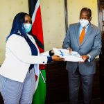 MultiChoice Kenya Donates KSh2.3mn PPE to Ministry of Health