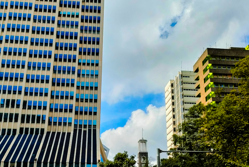 Nairobi is the top city in Africa for innovation and ranks among the top 100 globally.