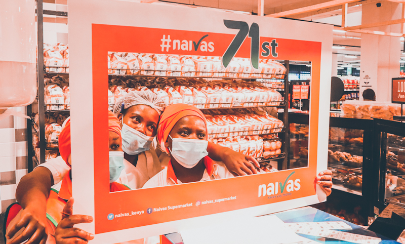Naivas supermarket with a current branch network of 71, aims to expand its footprint in 2021 the year saying besides the Covid-19 pandemic, the business remains resilient.