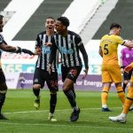 Premier League: Joe Willock snatches point for Newcastle against Tottenham