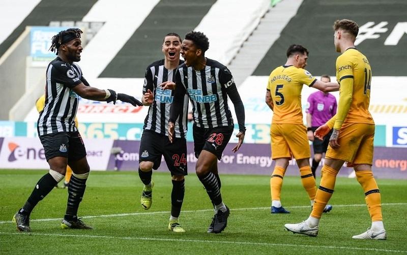 Joe Willock snatches point for Newcastle against Tottenham