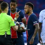 Ligue 1: Neymar sees red as PSG suffer loss to Lille