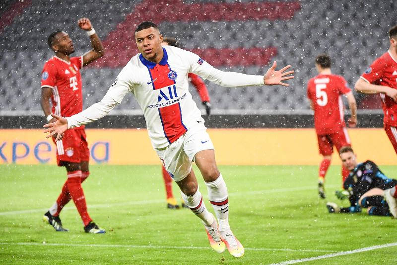 PSG beat Bayern 3-2