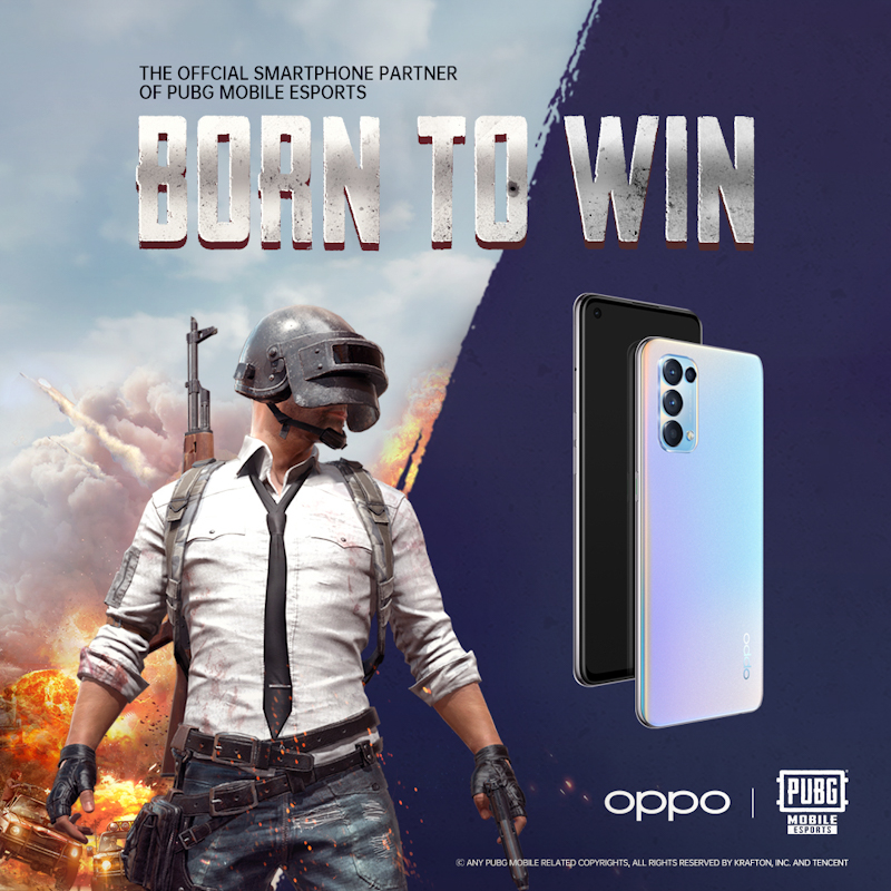 As the official smartphone partner of PUBG Mobile Esports in the Middle East and Africa, Oppo said it will play an active role in the firm's Esports championships to run throughout the year.