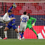 Champions League: Chelsea survive late scare from Porto to qualify for semi-finals