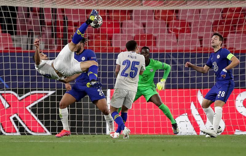 Porto beat Chelsea 1-0