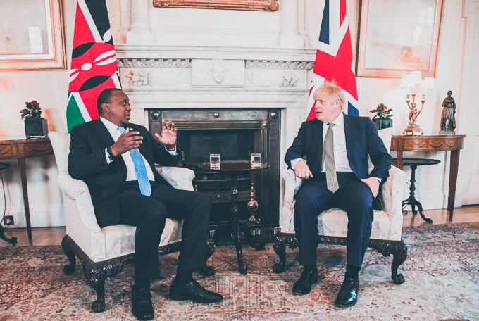 Kenya hits back at the United Kingdom. Any traveller from UK airports who is not Kenyan must quarantine at a government designated facility at their own cost.