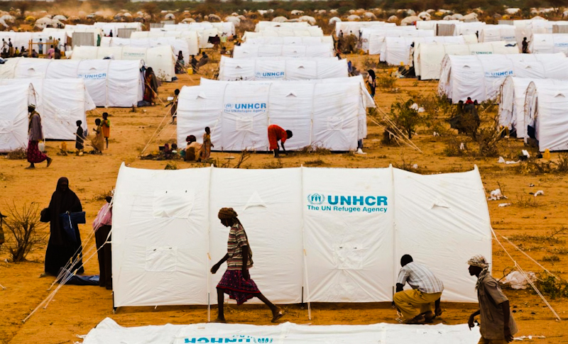 Kenya said on Thursday it had told the United Nations it will shut by June 2022 two camps holding over 430,000 refugees