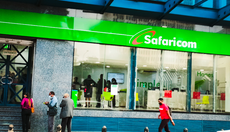 Safaricom Plc through a consortium with its parent firms Vodafone and Vodacom, British development finance agency CDC Group and Japan's Sumitomo Corporation has made a formal bid to get a licence to operate in Ethiopia.