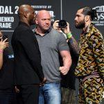 Kamaru Usman vs Jorge Masvidal II headlines UFC 261