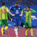 Premier League: West Brom put five past Chelsea at Stamford Bridge