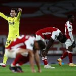 Arsenal Knocked out of Europa League by Villareal