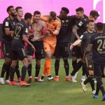 Bundesliga: Robert Lewandowski breaks record as Bayern lift title
