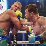 Boxing: Canelo Alvarez beats Billy Joe Saunders via TKO in eighth round