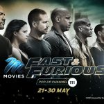 M-Net Movies Fast & Furious Pop-Up Channel Returns to DStv