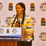 Florah Mutai Makes History, Named KEPSA First Female Chairperson
