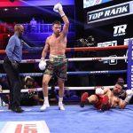 Boxing: Josh Taylor beats Jose Ramirez to become undisputed world champion
