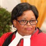 Welcome, Madam Chief Justice Martha Koome