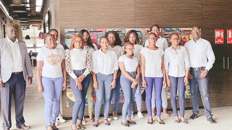 As part of Kenya Breweries diversity and inclusion agenda, we have launched a commercial Graduate Programme. This programme will support our commercial team to increase female representation from the current 33% to 50% by the year 2025.