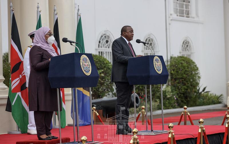 Kenya lifts visa, work permit requirements for Tanzanians