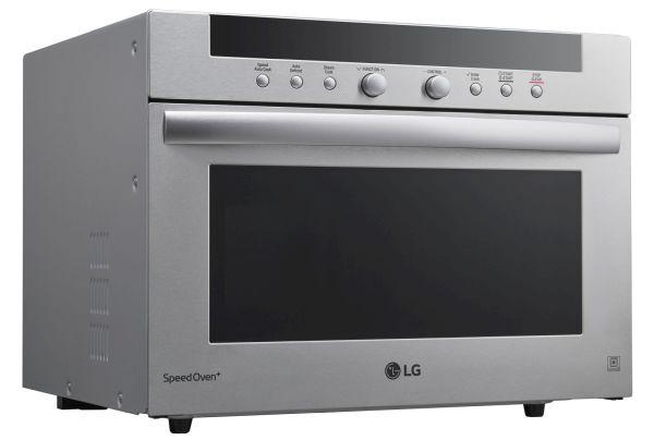 Unleash the True Chef in You with LG SolarDom NeoChef Microwave