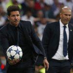 La Liga title showdown between Atletico and Real Madrid