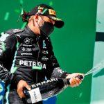 F1: Lewis Hamilton wins Portuguese Grand Prix