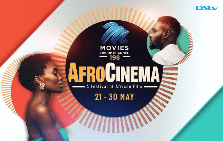 The Afro-Cinema Channel will be available from Friday, 21 May, to Sunday, 30 May 2021, on Channel 198 to DStv customers on Access to Premium packages across the continent.