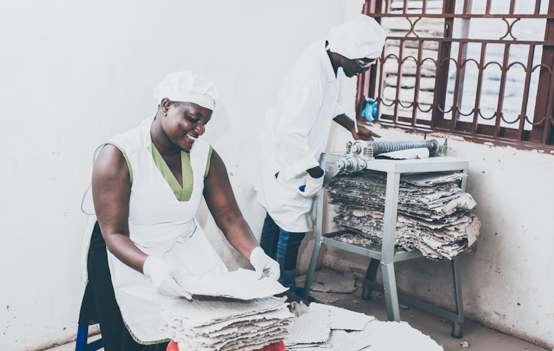 IMPACC, a non-profit that builds green start-ups in Africa, plans to provide smart equity investment of between $30,000 - $150,000 to local social businesses with sustainable high impact.