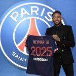 Neymar commits future to PSG with new contract until 2025