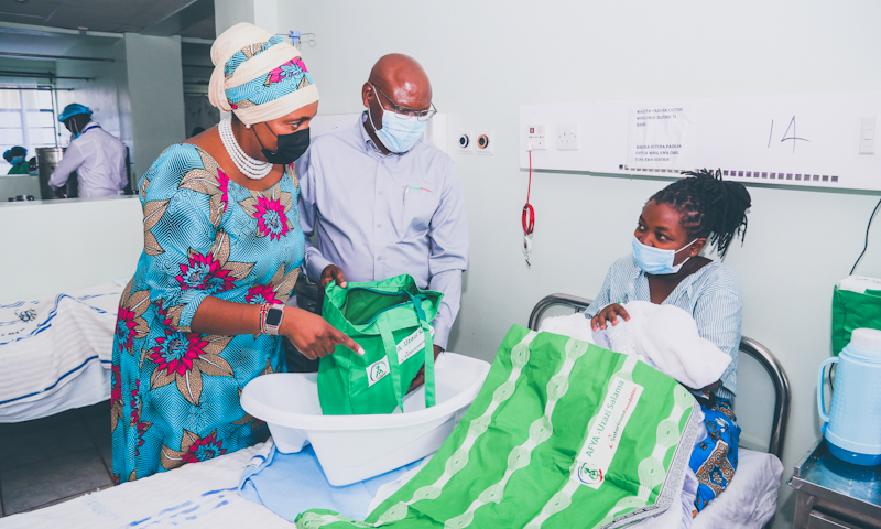 The revamped facility will boost specialized care in Nyeri County and neighboring counties such as Laikipia, Nyandarua, Murang'a and Meru.