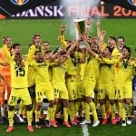 Villareal beat Manchester United to lift Europa League trophy