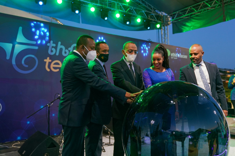 Ethiopia has launched 'Telebirr' - a mobile money service that allows customers of Ethio Telecom, the country's telecom services provider, to send, store and receive money using only their phone number.