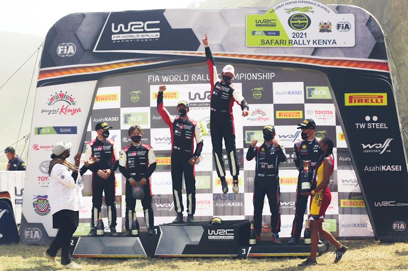 Kenya will continue hosting World Rally Championship (WRC) Safari Rally consecutively until 2026, President Uhuru Kenyatta announced on 27th June.