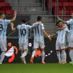 COPA America: Lionel Messi leads Argentina to beat Paraguay 1-0