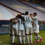 COPA America: Argentina beat Uruguay 1-0