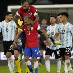 COPA America: Lionel Messi on target as Argentina draw with Chile