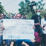Journalists Protest Media Harassment from Bungoma County Governor