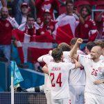 EURO 2020: Dolberg nets twice as Denmark beat Wales 4-0