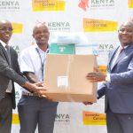 Equity Foundation, Kenya COVID-19 Board Donates Ksh 33 Mn PPEs