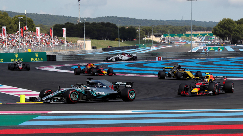 seventh round of the 2021 Formula 1 World Championship, the French Grand Prix, live from Circuit Paul Ricard in Le Castellet on the afternoon of Sunday 20 June 2021.
