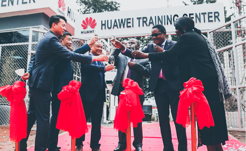 Huawei has upgraded, and expanded East Africa Regional Training Center to provide highly practical-orientated training courses.