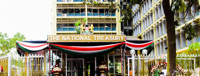 Kenya's total receipts for the August period of the current fiscal surged 34 per cent, to Ksh 125.3 billion compared to Ksh 93.5 billion similar period in FY 2020/21.