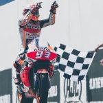 Marquez Wins German MotoGP for 1st win since 2019