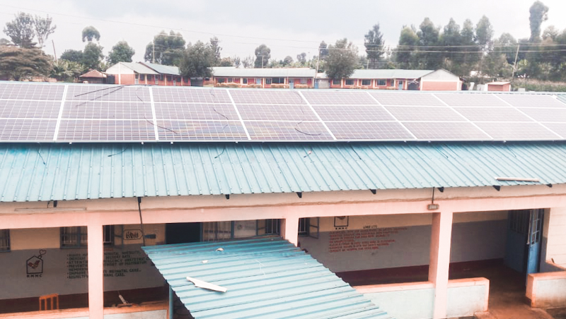 The number of newborn babies at Kisii's Matango Hospital has increased sharply since mid-2020 after the installation of an 8.7KW solar and storage microgrid by Schneider Electric and its local partner PowerPoint Systems to improve maternal healthcare for area residents.