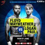 Floyd Mayweather vs. Logan Paul: The Egos Have Landed – Live on SuperSport