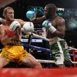 Boxing: Floyd Mayweather fails to knockout Paul Logan in exhibition fight